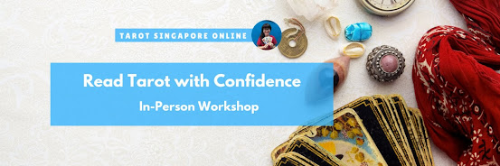 Read Tarot with Confidence workshop: March 2019