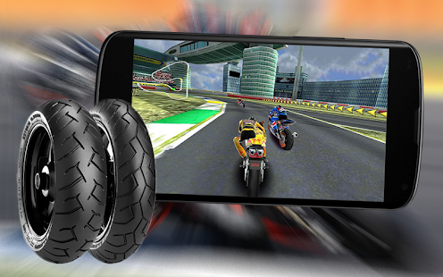 City Motorbike Highway Race Simulator Pro Rider 3D - náhled