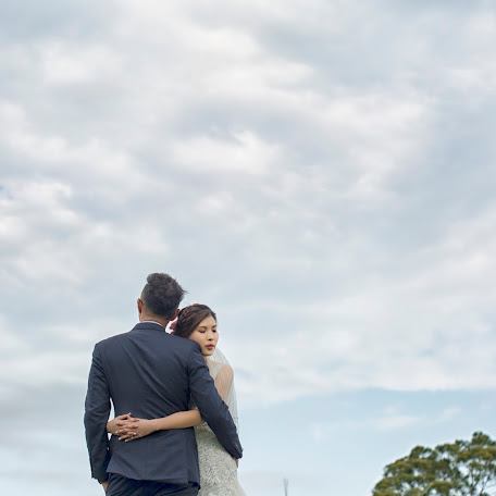 Wedding photographer Sam Tan (depthofeel). Photo of 03.10.2017