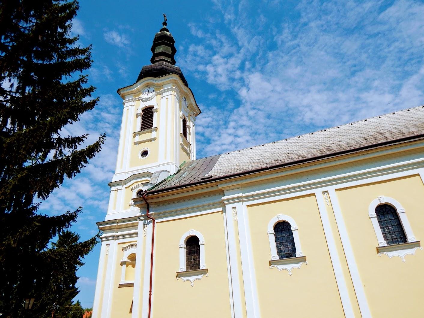 Érsekvadkert - Szent András rk. templom