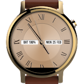 Watch Face: Simple & Classic