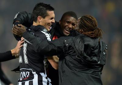 Le Sporting de Charleroi prolonge un homme fort