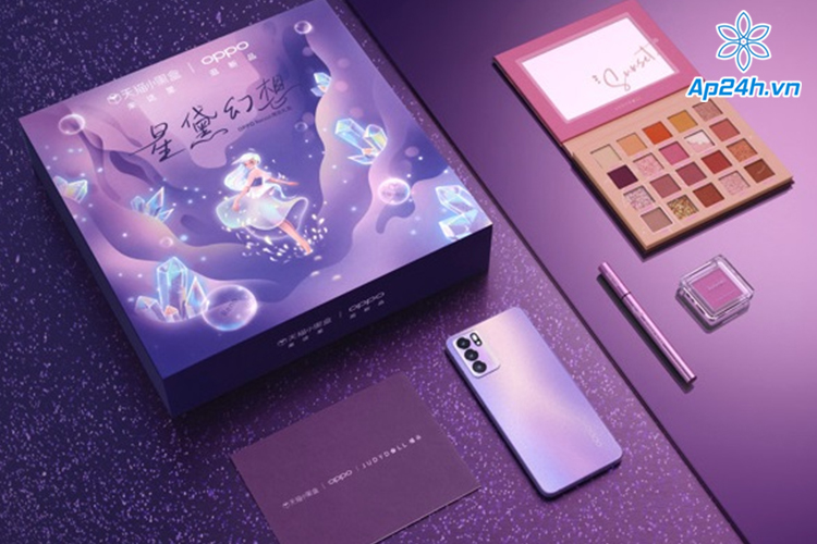 Hộp quà Purple Star Fantasy Limited
