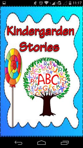 Kindergarten Stories