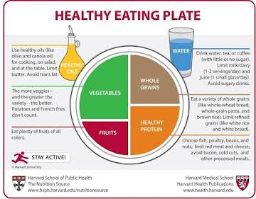 Healthy Eating Plate Ideas: Helping Each Other Develop Healthy Meals