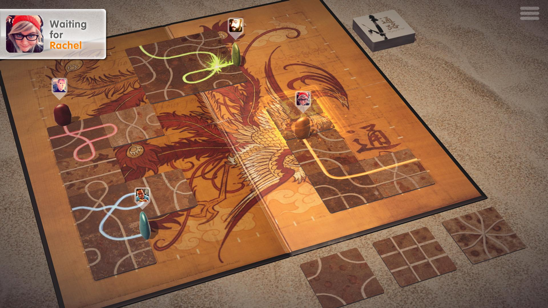 Tsuro - The Game of the Path screenshot #4