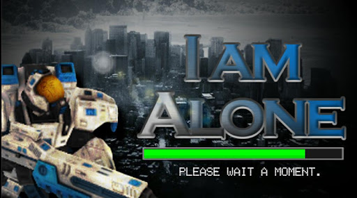 I am Alone (슈팅 게임, Shooting game) screenshot 4
