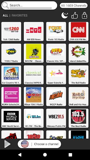 USA Radio Stations - Free Online AM FM Hack, Cheats & Hints | cheat