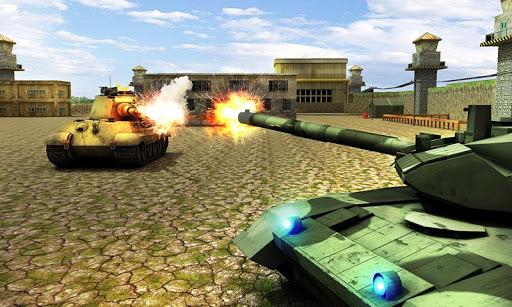 Crime City : Tank Attack 3D