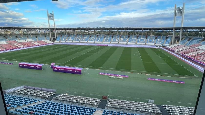 El Estadio, perfecto para la Supercopa de España.