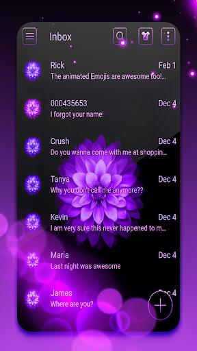 Latest keyboard and SMS theme 2020 screenshots 2