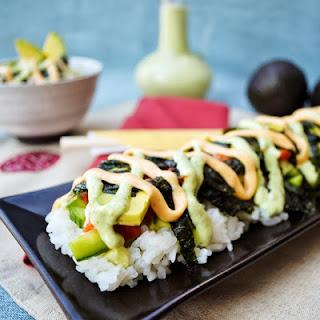 """""""Lazy Sushi""""."""