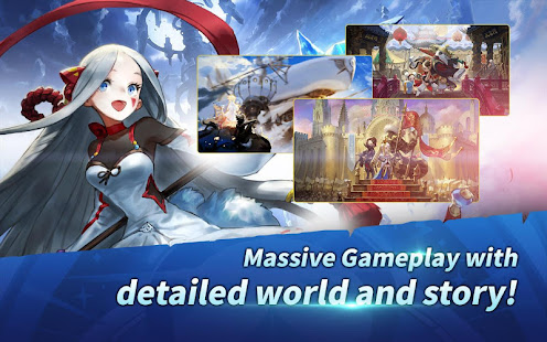 Game Destiny Knights APK for Windows Phone