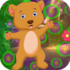 Kavi Escape Game 454 Aged Bear Rescue Game icon