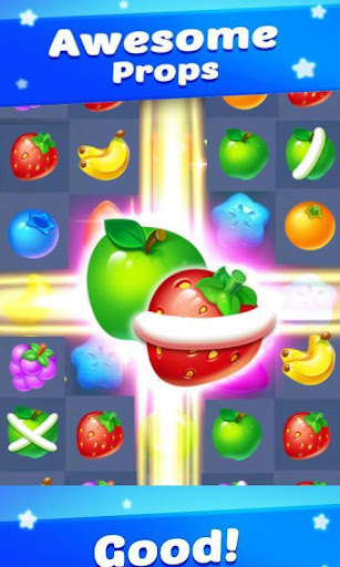 Fruit Candy 2020: New Games 2020 android2mod screenshots 1