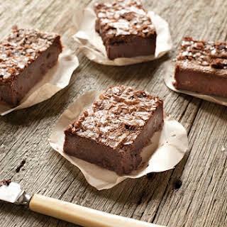 Easy Chocolate Brownie.