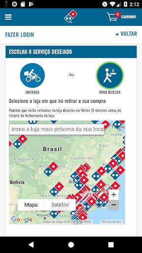 Domino's Pizza Brasil screenshot 2