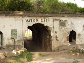 Photo: #216-Srirangapatnam, La Water Gate