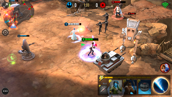 Star Wars: Force Arena screenshot 6