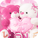 Love Bear Couple Live Wallpapers icon