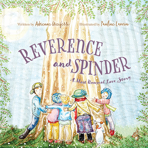 Reverence and Spinder cover
