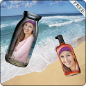 Bottle Photo Frames icon