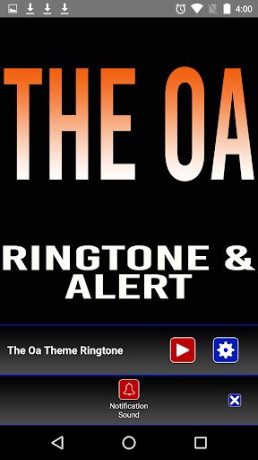 The OA Theme Ringtone & Alert screenshot 4