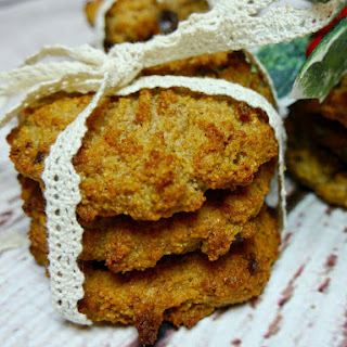 Cinnamon Chocolate Almond Cookies Recipes