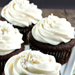 Irish Cupcakes.