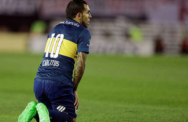 Carlos Tévez no sale de Boca Juniors