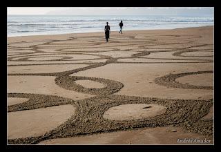 Photo: 'Abstract I', Stinson Beach, CA.