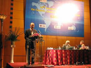Photo: ICARCV2008 Banquet at Hanoi Melia Hotel (Dec. 18, 2008)