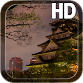 Night Japan Live Wallpaper