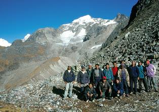 Photo: Col au-dessus du Paldor BC