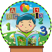 KidsBox - Kids book learning ABC 123 Coloring book