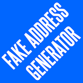 Fake Zip Code & Address