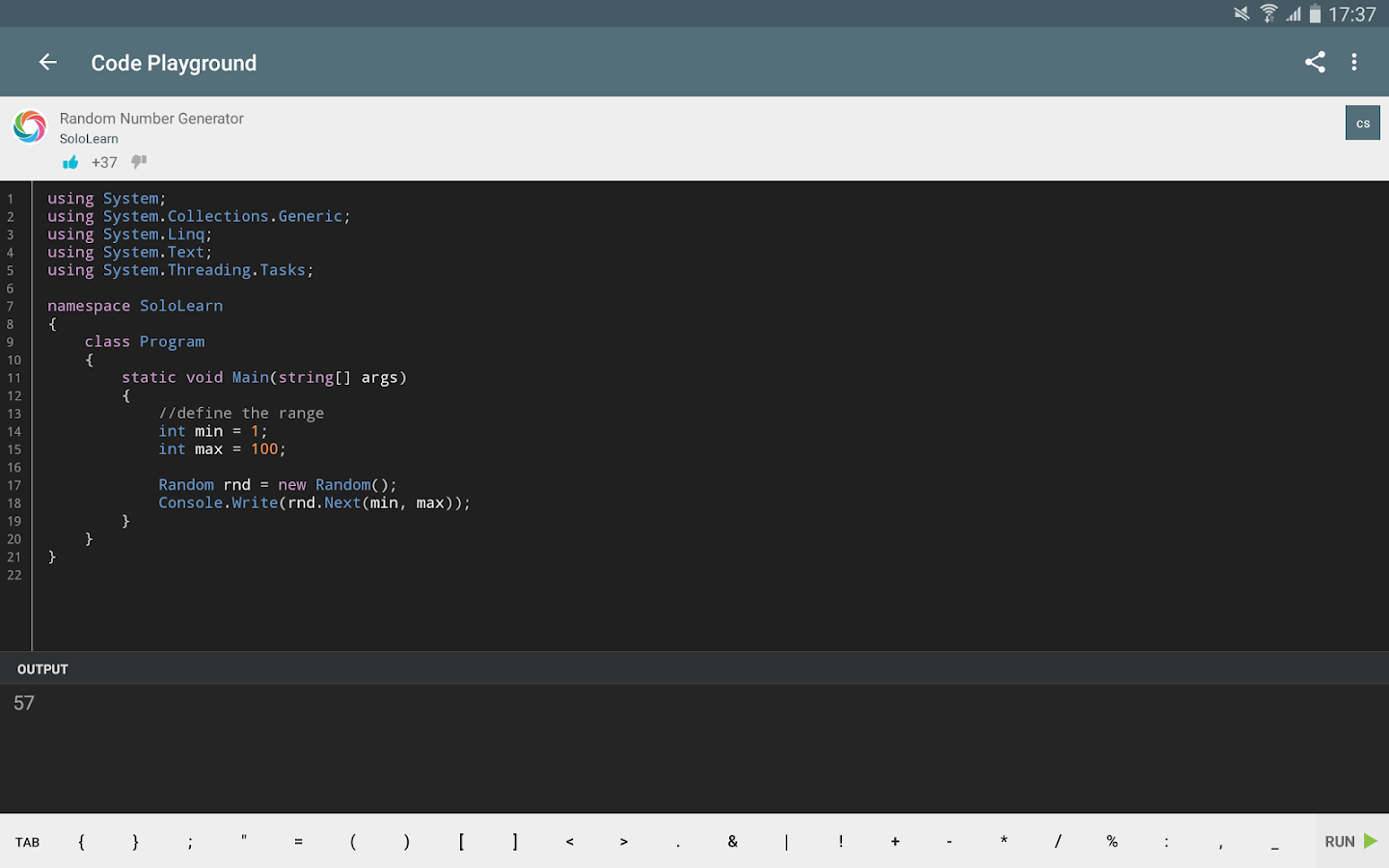 SoloLearn: Learn to Code- screenshot