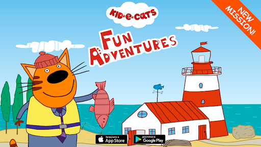 Kid-E-Cats Fun Adventures and Games for Kids 2.3.0 screenshots 1