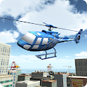 Rio City Mad Helicopter Pilot icon