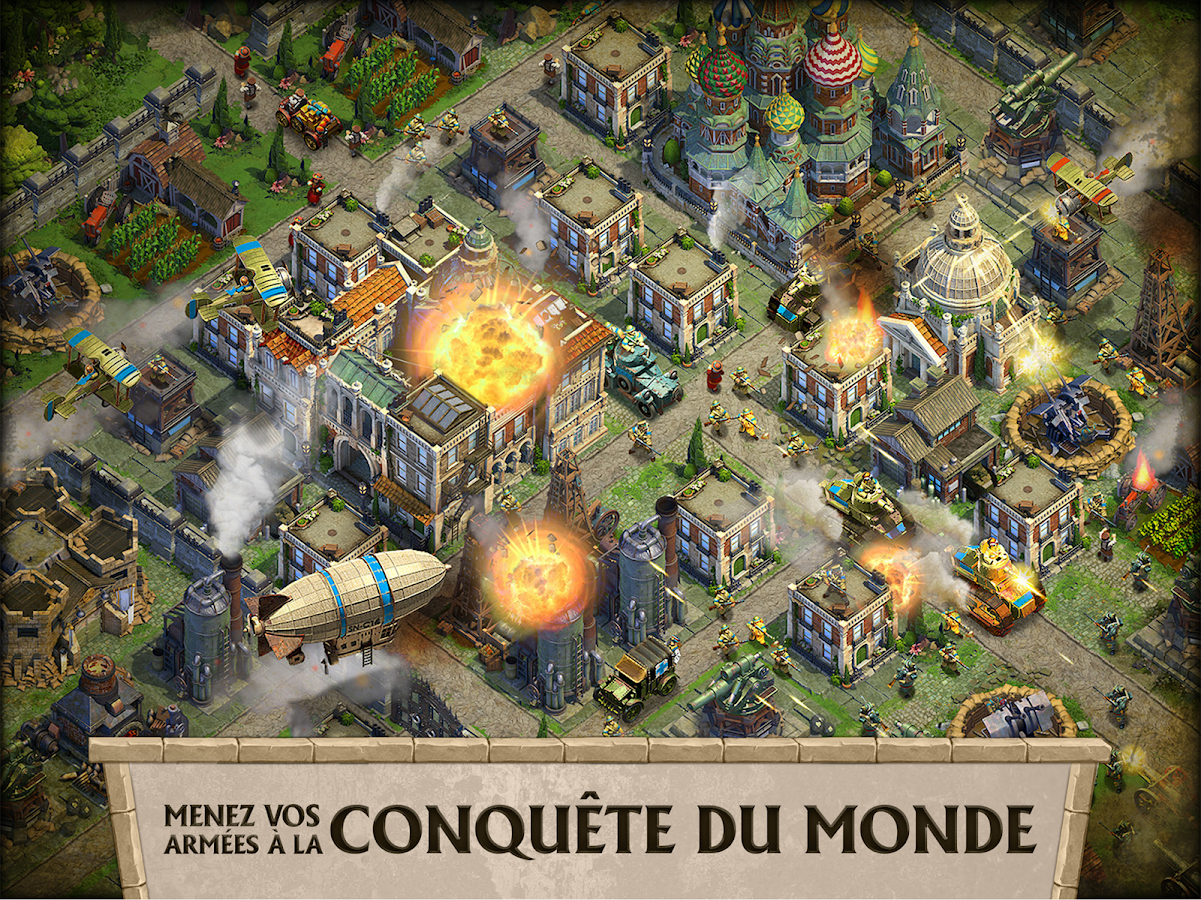 DomiNations – Capture d'écran