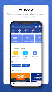 MyJio Apk – For Everything Jio 3