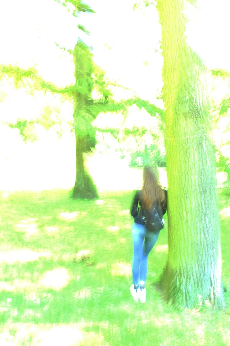 Soggetto nel verde di denuccio93