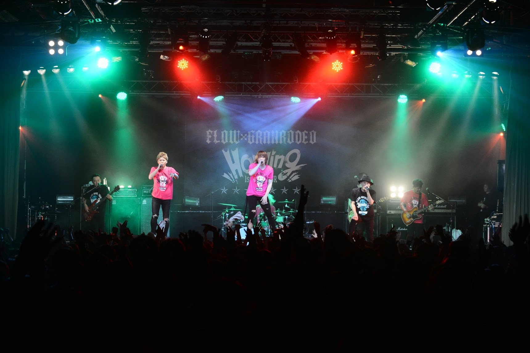 "FLOW×GRANRODEO 1st LIVE TOUR ""Howling"""