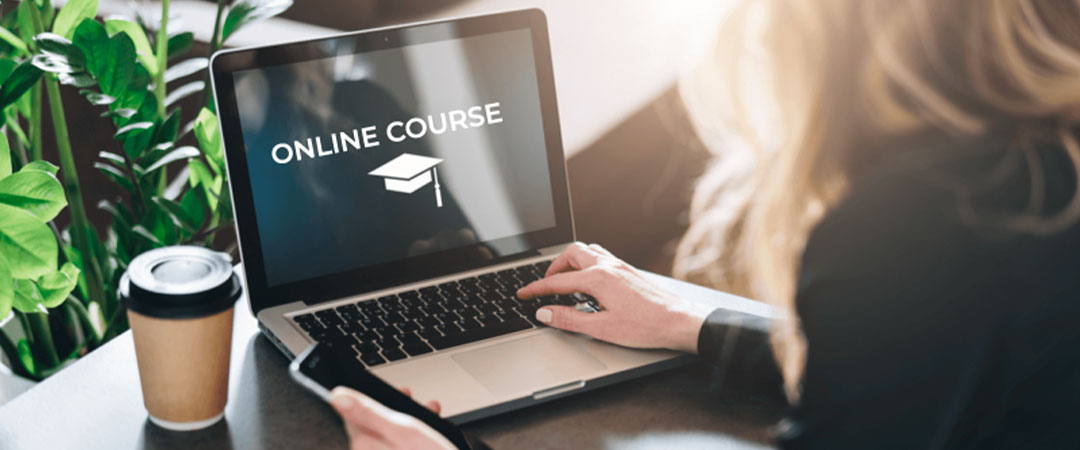 an easy way to learn via online courses