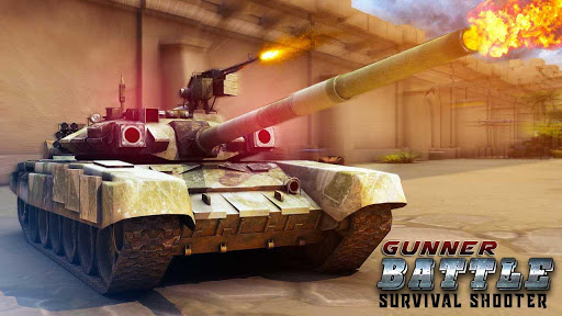 Gunner Battle Survival Shooter for PC