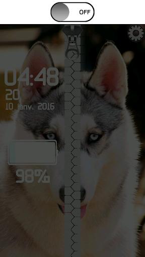 玩工具App|狗锁屏拉链免費|APP試玩