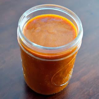 Low Carb Enchilada Sauce.