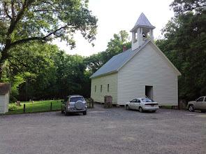 Photo: Primative Baptist Church