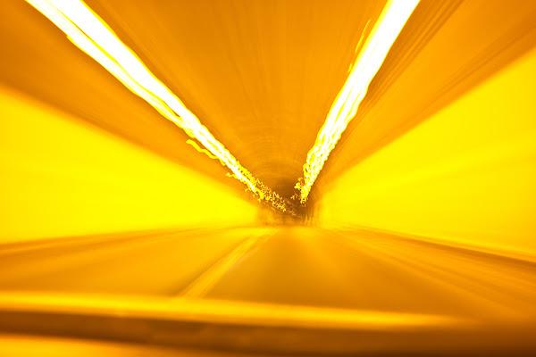verso l'uscita del tunnel di federicopatti