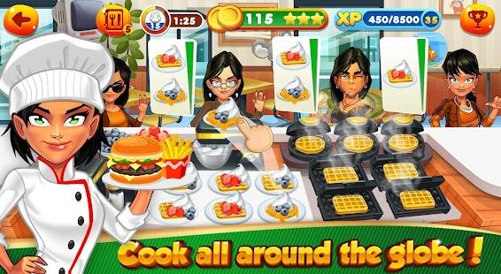 Restaurant Games Offline Apk